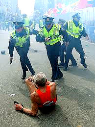 The Boston Marathon Bombing